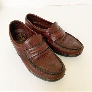 SAS Men's Leather Loafer Shoes